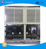 De industriële Lucht van het Type van Rol koelde de Koelere Koeler van de Lage Temperatuur