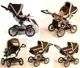 Baby-Buggy mit Luft dreht anerkanntes EN1888 (703B)