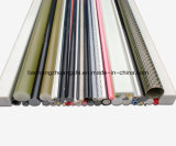 Plástico reforçado com fibra de vidro/tubo redondo para Industral GRP