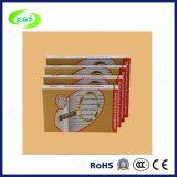 5X 휴대용 소형 다기능 돋보기 램프 또는 렌즈 의 고품질 금속 소형 독서 돋보기 (EGS-SZ-83HS)
