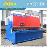 QC12y-4X2500 de Hydraulische Scherende Machine van de Straal van de Schommeling
