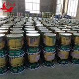 L'umidità ha curato la vernice impermeabile del poliuretano basata solvente