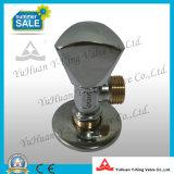Быстро раскройте латунный угловой вентиль (YD-E5022)