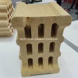 Китай поставщиком высокой глинозема огнеупорной стали перелейте подкладка из кирпича