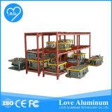 Heiße meistgekaufte Genauigkeits-automatische Qualitäts-Aluminiumfolie-Tellersegment-Maschine des Verkaufs-Cer-ISO9001 ISO140012014