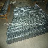 Нержавеющая сталь 304 стены из колючей проволоки с остроконечными зубьями сетка