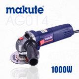 Moedor de ângulo molhado elétrico de Makute 100mm Pofessional para a venda