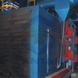 Het Vernietigen van het Schot van de Plaat van het Type van Transportband van de rol Oppoetsende Machine, de Materiële Oppervlaktebehandeling van het Staal