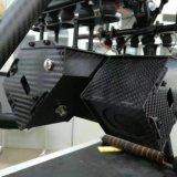 Sergé de la fibre 3K de carbone et feuille ordinaire de fibre de carbone