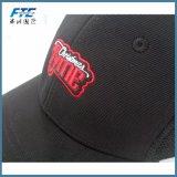 Spandex parche bordado de gorras de camionero de malla de la tapa de camionero