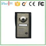 7 ComsのカメラV7c-P1の相互通信方式が付いているインチによってワイヤーで縛られるカラー別荘のビデオドアの電話