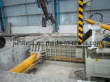 Déchets de fer en acier aluminium Machine Presse à balles hydraulique
