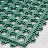 Antibeleg-Küche-Matten-/Öl-Widerstand-Gummimatte/Entwässerung-Gummi-Matte