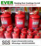 静電気のスプレーの消火器Cabinet&#160のためのスムーズな半光沢のあるマットの赤いRal3020粉のコーティングのペンキ;