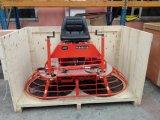 Ökonomischer Typ Benzin-konkrete Fahrt auf EnergieTrowel mit Motor Honda-Gx390