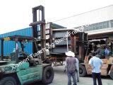 Edificio industrial de la construcción de la estructura de acero