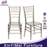 Hot Sale Fancy Resin Wedding Chiavari Chair