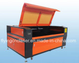 Haute précision machine CNC de gravure de découpe laser pour le bois de l'acrylique