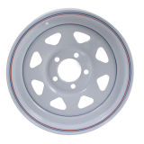 Тип стальное колесо спицы снабжает ободком 5 колес отверстия