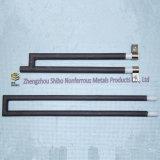 Formato personalizzato Siliconit, tipo carburo di silicone del riscaldatore Rod dello Sc