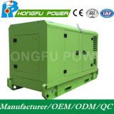 Shangchai Sdec 엔진을%s 가진 비상 전원 330kw/413kVA 방음 침묵하는 디젤 엔진 발전기 세트