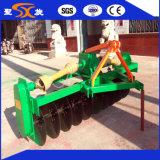 トラクター10ディスク水田のための農場によって運転されるディスクすき