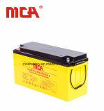 Hohe Quanlity tiefe Schleife Solar-AGM-Batterie-Batterien 12V 150ah
