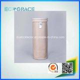 Filtro industrial de acero del polvo del paño de Aramid