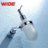 Крепление на стене ванной ручной жидкого мыла диспенсер