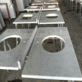 Salle de bains en marbre blanc de Carrare italien haut de page