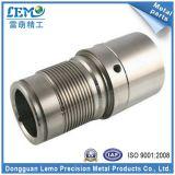 Pièces de tournage de précision en acier inoxydable par usinage CNC (LM-2551)