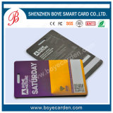 접근 제한 ID를 위한 PVC에 의하여 박판으로 만들어지는 인쇄할 수 있는 일원 스마트 카드