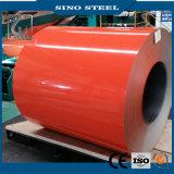 Dx51D Z40 Akzonoble Prepainted coloridos bobina de aço galvanizado