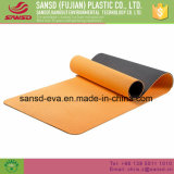 Competitive Price Eco Friendly Non slip private label Yoga Mat 6mm Multi Color Eco Friendly Pattern Yoga Mat