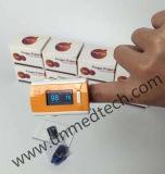 Quente - oxímetro do pulso da ponta do dedo de OLED com voz grande do sinal acústico