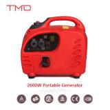 2600 vatios/2800 generador portable de gas corriente del inversor de los vatios que comienza 4-Stroke