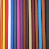 El cuero al por mayor de la tela de Microfiber de la PU de Stocklot para la cubierta de asiento de coche (888 #)