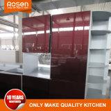 De nieuwe Moderne Rode Lak van de Nevel voor de Keukenkast van de Verkoop