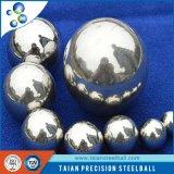 Sfera a basso tenore di carbonio dell'acciaio inossidabile delle sfere d'acciaio SS316