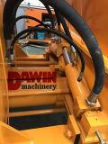 Pompe concrète électrique portative de machine de construction avec des tubes