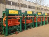 Fábrica de gran escala Hot-Selling automática máquina de fabricación de ladrillos de cemento de Qt5-20