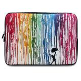 A impressão completa populares bolsas em neoprene protetor da Luva de Laptop Bag (NLS007)