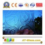 het Duidelijke/Gekleurde Gevormde die Glas van 3mm voor Venster wordt gebruikt