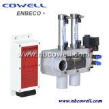 Válvula de controle de válvula proporcional de fluxo elétrico para vapor