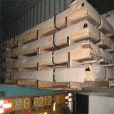 201 feuilles repérées décoratives d'acier inoxydable pour le matériau de construction