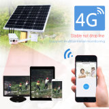 1,3 CCTV exterior HD 3G 4G Wireless WiFi câmera com Sistema de Alimentação bateria solar