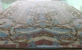 Стороны Tufted шерсти и шелка ковер ковер