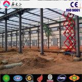 Stahlkonstruktion-vorfabrizierte Laufkran-Werkstatt mit Rinne