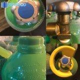 piccolo cilindro di ossigeno medico contrassegnato del cilindro pi di 20L 200bar