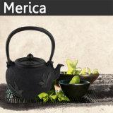 Prato de chá japonês de ferro e latão Teapot clássico chinês